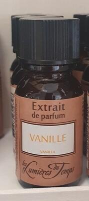 Extrait de parfum Vanille
