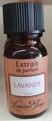 Extrait de parfum LAVANDE