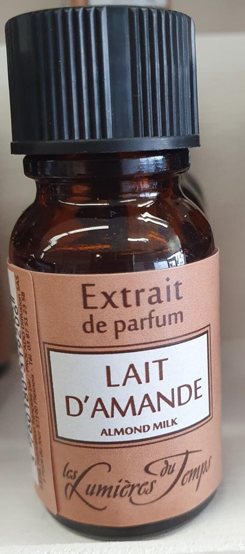 Extrait de parfum LAIT D'AMANDE