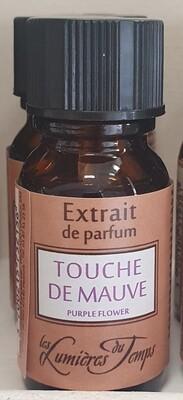 Extrait de parfum TOUCHE DE MAUVE