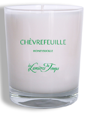 Bougie 180gr - CHEVREFEUILLE