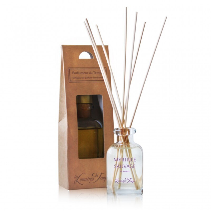 Parfumeur 100 ml MYRTILLE SAUVAGE