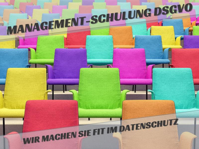 Management-Schulung DSGVO