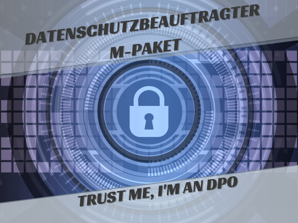 Datenschutbeauftragter M-Paket