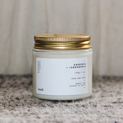 Gardenia + Lemongrass