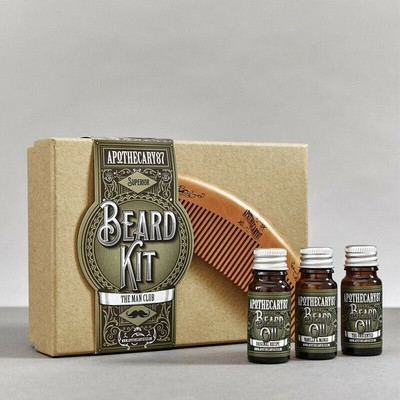 Apothecary87 Kit da Barba