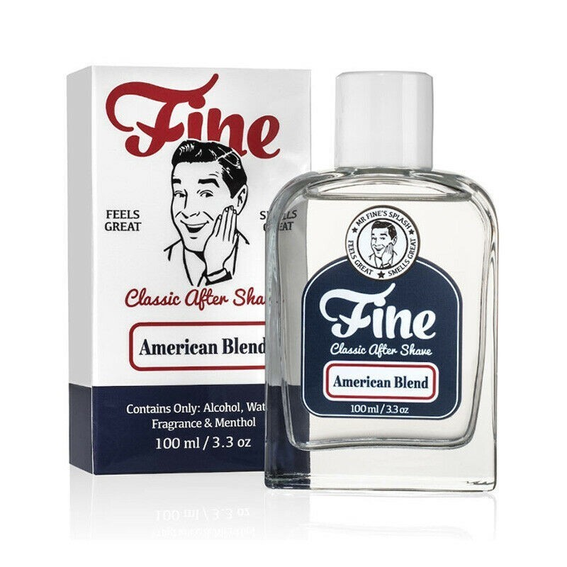 Fine Accountrements - After Shave AMERICAN BLEND 100ml