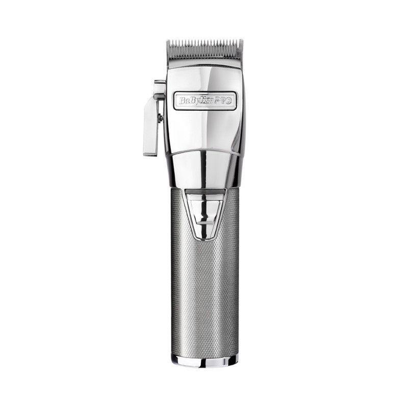 Bablyss Pro - Tagliacapelli FX8700E Silver Cordless
