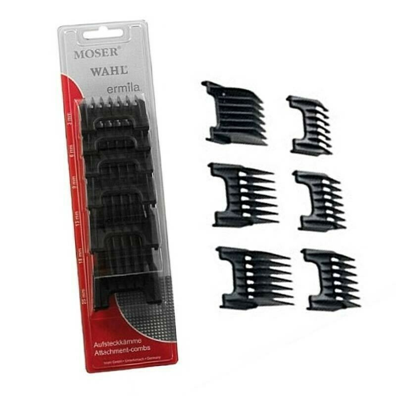 Wahl - Set 6 Rialzi per tagliacapelli Super Cordless / Beretto