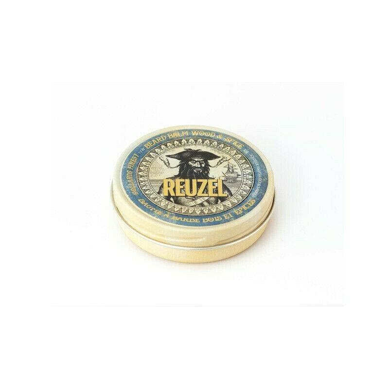 Reuzel - Balsamo barba Wood and Spice 35gr.