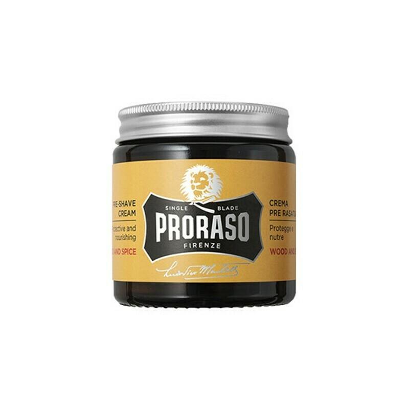 Proraso- Crema Pre Barba Wood and Spice ml 100