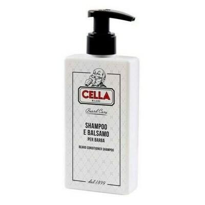 Cella- Shampoo e balsamo barba ml 200