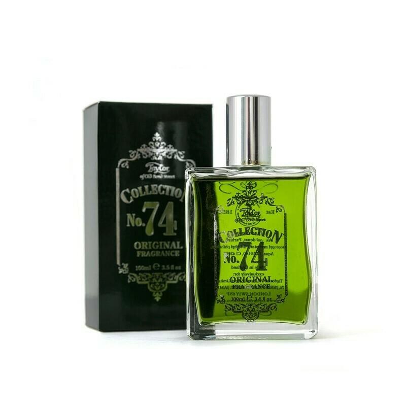 Taylor of Old Bond Street - No.74 Original Fragrance 100ml