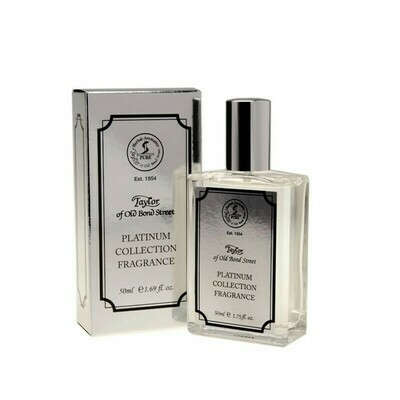 Taylor of Old Bond Street - Platinum Fragrance 50ml