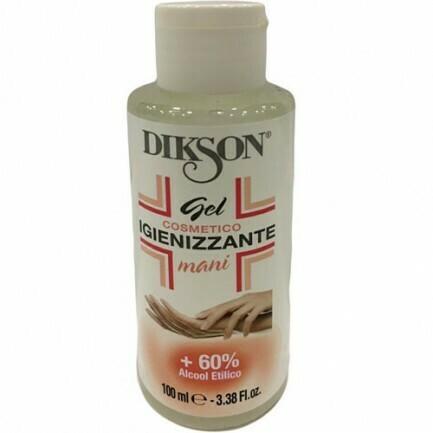 Dikson - Gel igienizzante mani 100ml.