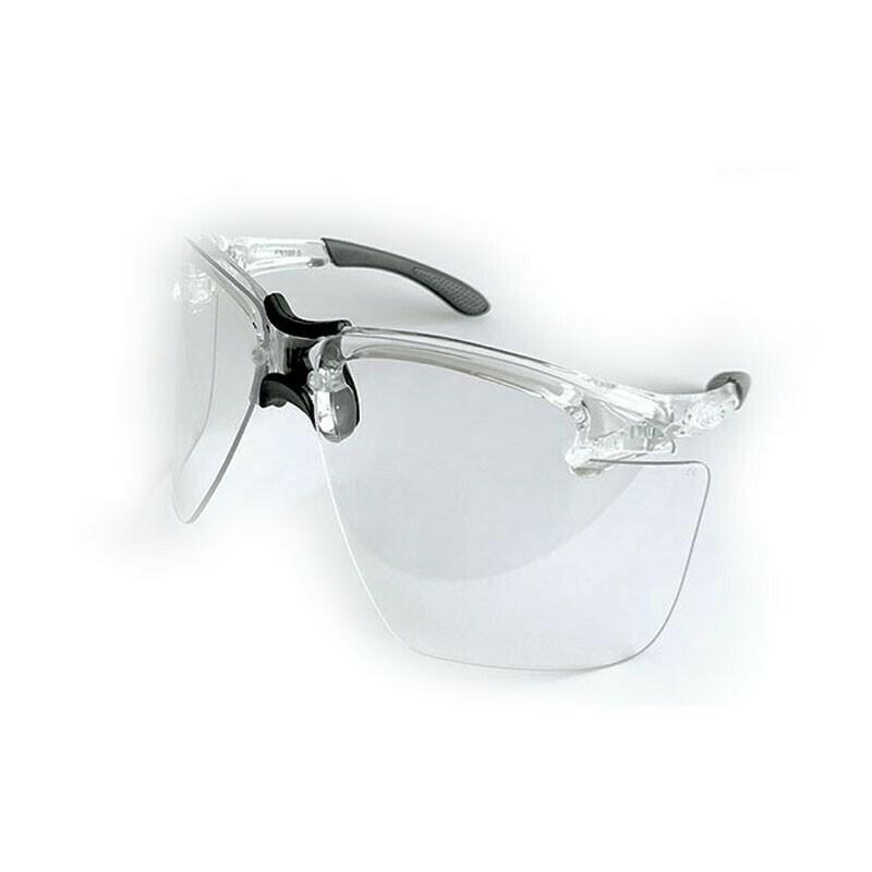 Occhiale Protettivo Antiappannamento CE