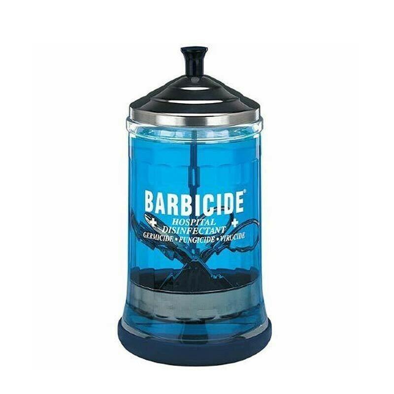 Vaso Barbicida in Vetro ml750+Liquido Barbicida ml480