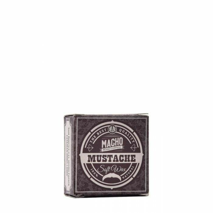 Macho - Cera per baffi ml 15