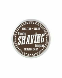 Nordic Shaving - Sapone da Rasatura Pino Vegan gr 80
