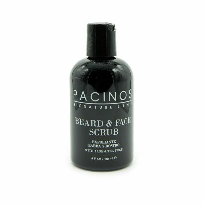 Pacinos - Scrub per Barba e Viso