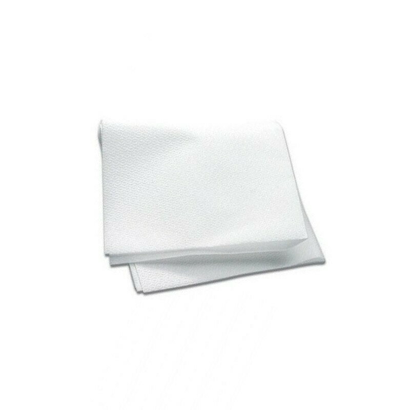 Air Clean - 50 Salviette Carta per Barba a Secco 40x48
