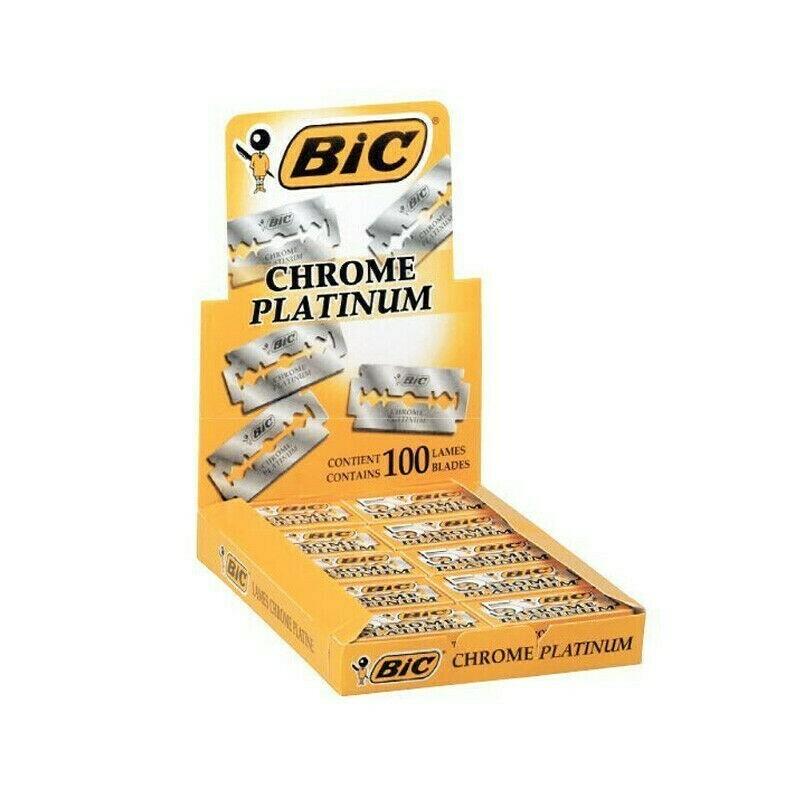 Bic Chrome 100 lamette da Barba