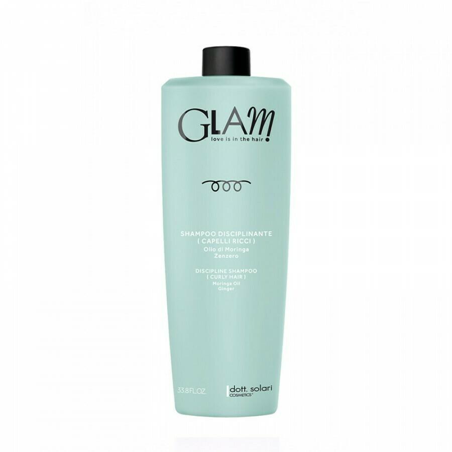 Dott. Solari - Glam Shampoo Disciplinante Capelli Ricci ml 1000