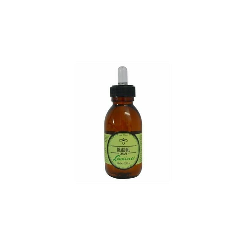 Luxina - Olio da Barba Canapa ml 30