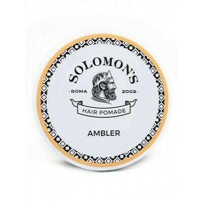 Solomon's Beard - Cera per capelli Ambler, Tenuta Media , Effetto Semiopaco