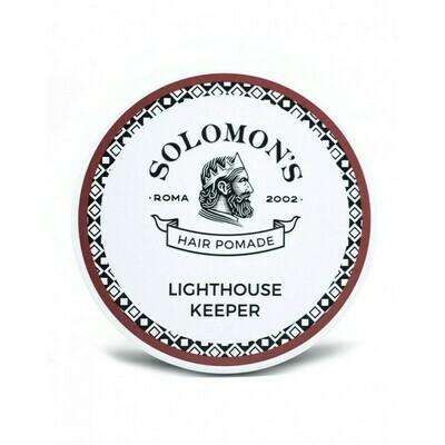 Solomon's Beard - Cera per Capelli Lighthouse, Tenuta Extraforte, Effetto Lucido