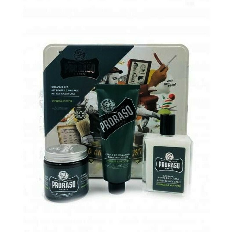 Proraso - Kit da Rasatura Cypress & Vetiver