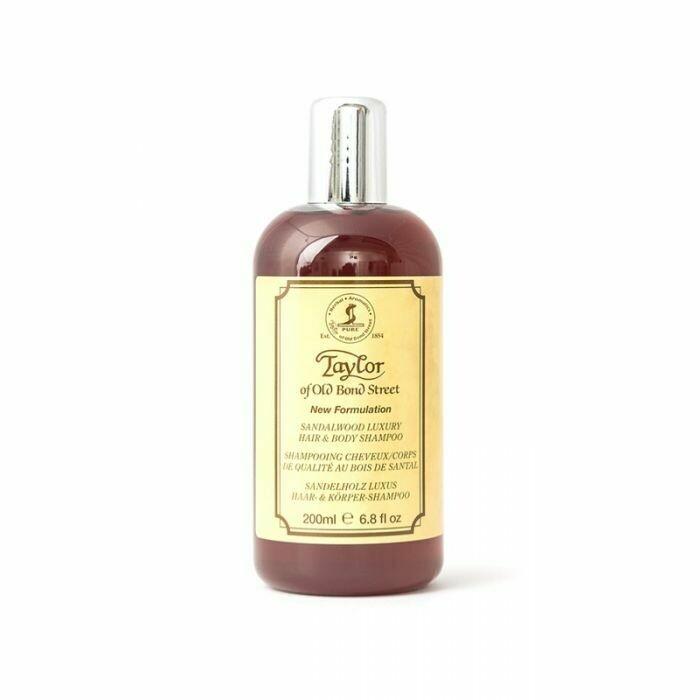 Taylor of Old Bond Street - Hair and Body Shampoo Sandalwood ml 200