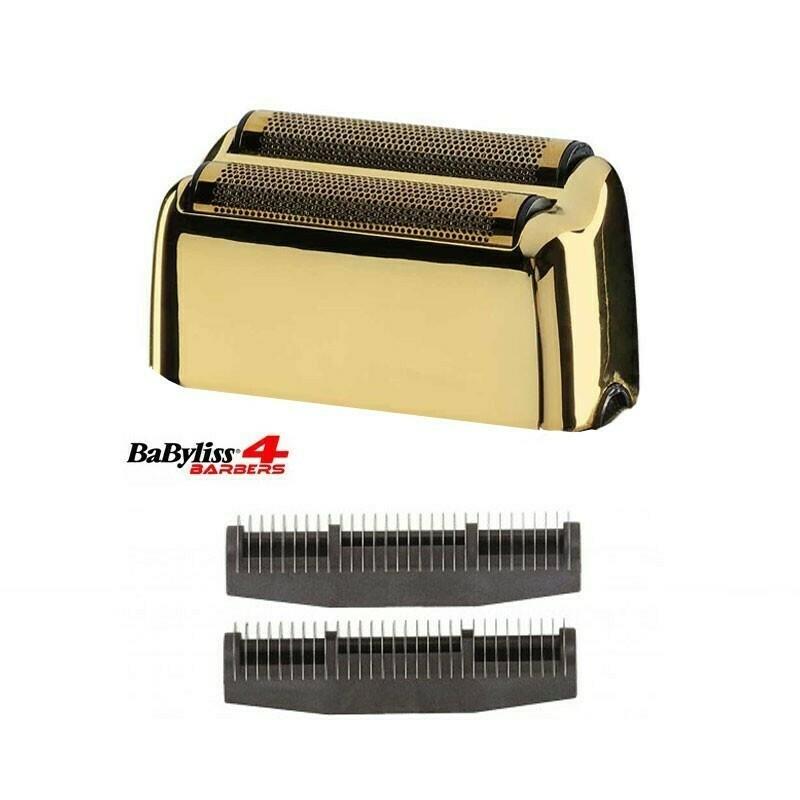 Babyliss Pro - Lamina Foil+Lame di Ricambio FX02 GOLD