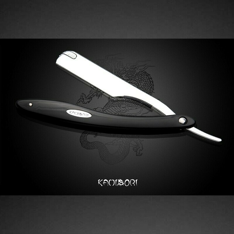 Kamisori - Rasoio da Barba Silver Blade