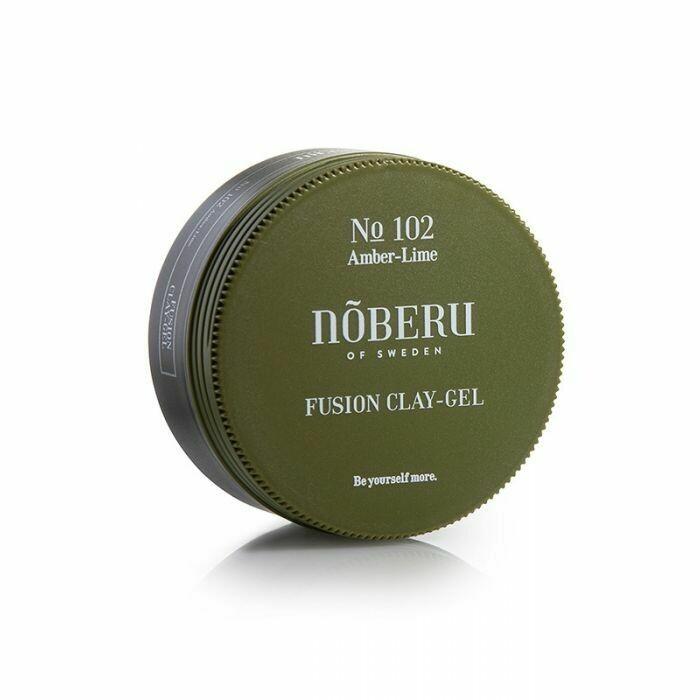 Noberu - Cera per Capelli Fusion Clay Gel