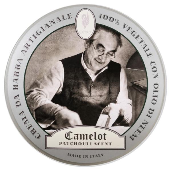 Extro' Cosmesi- Crema da Rasatura Camelot ml 150