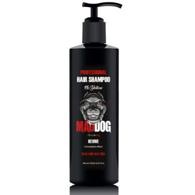Mad Dog Shampoo Professionale per Capelli No Yellow ml 250