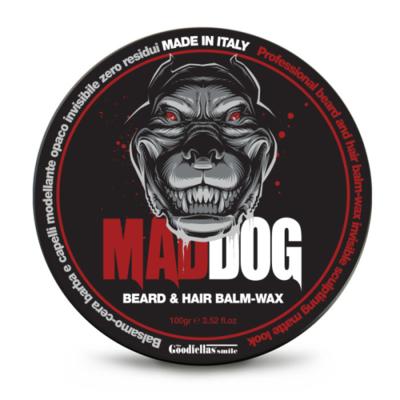 Mad Dog - Balsamo Barba e Capelli ml 100