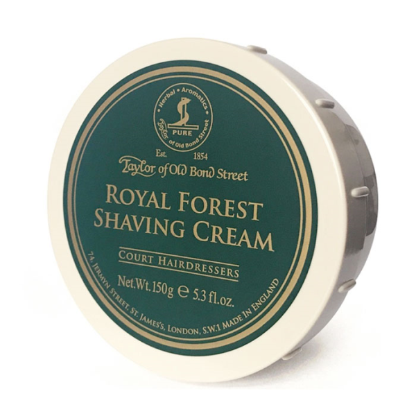 Taylor of Old Bond Street - Crema da Rasatura Forest gr 150