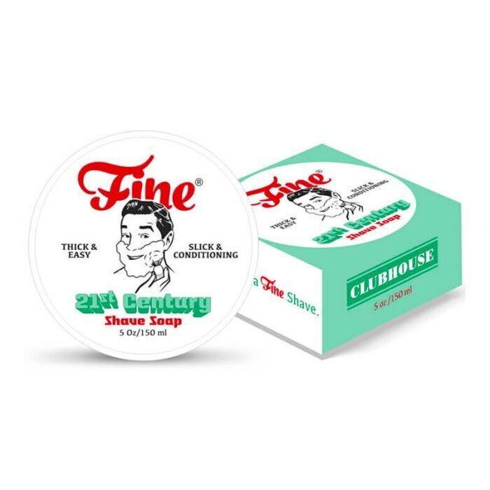Fine Accoutrements - Sapone da Barba Clubhouse 21 century ml 150