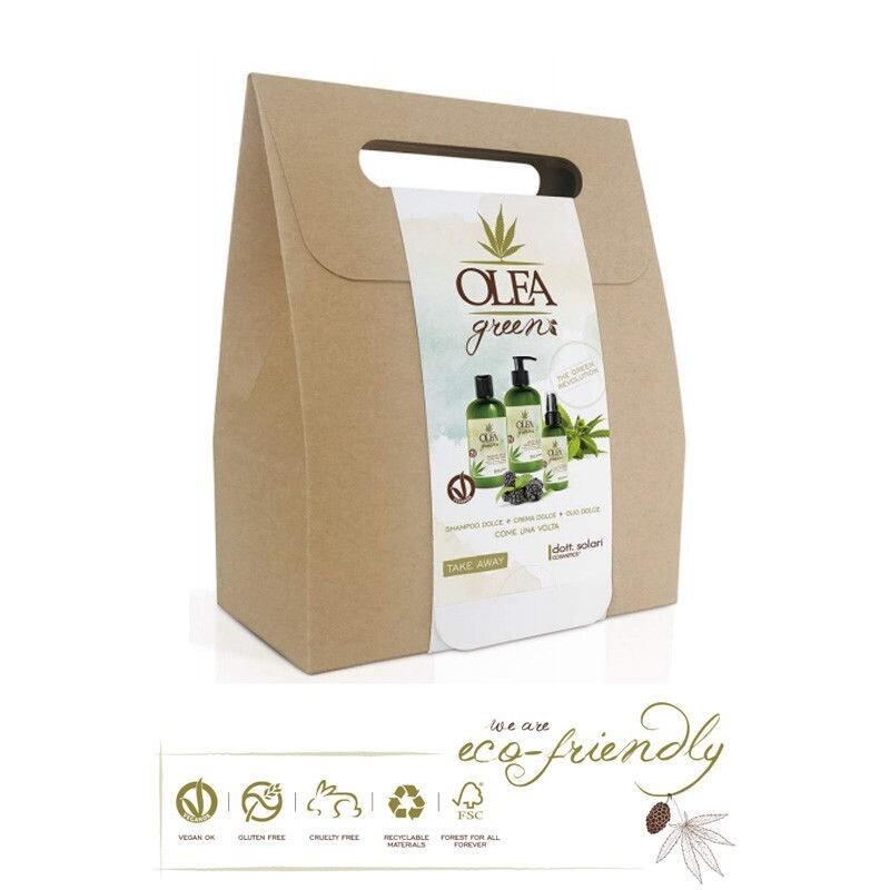 Dott. Solari - Olea Green Kit