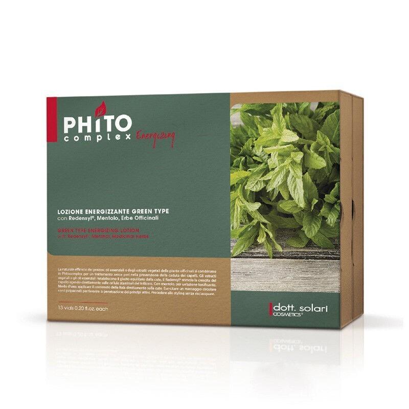 Dott. Solari - Phitocomplex 13 Fiale Greentype