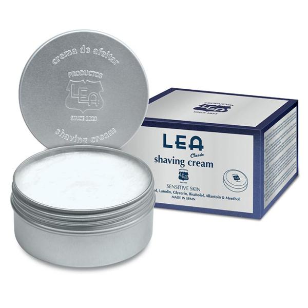 Lea - Sapone da Barba pelli sensibili in ciotola gr 150