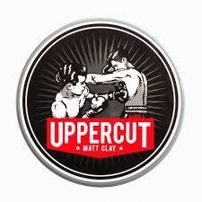 Uppercut Deluxe - Cera per capelli Matt Clay 100ml.