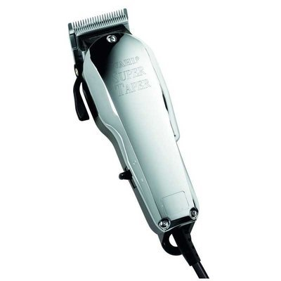Wahl - Tagliacapelli Super Taper CHROME con filo