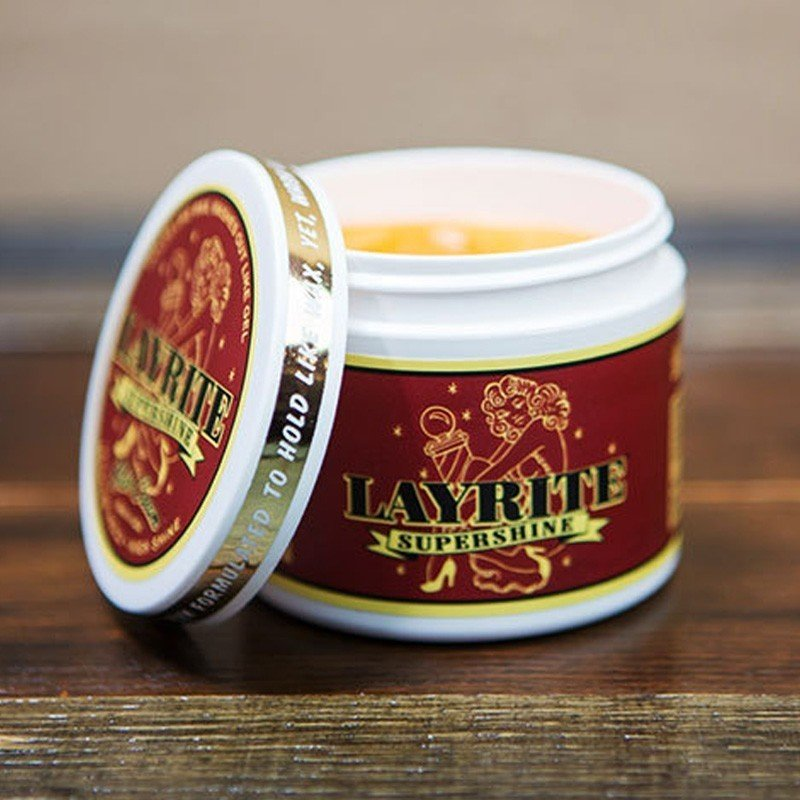 Layrite - Cera per capelli Supershine 113ml.