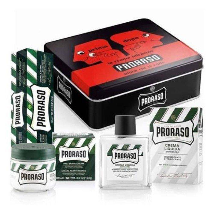 Proraso - Cofanetto regalo Vintage linea Green per la rasatura