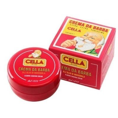 Cella - Ciotola Crema da Barba 150ml.