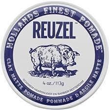 Reuzel - Clay Matte Pomade 113gr.