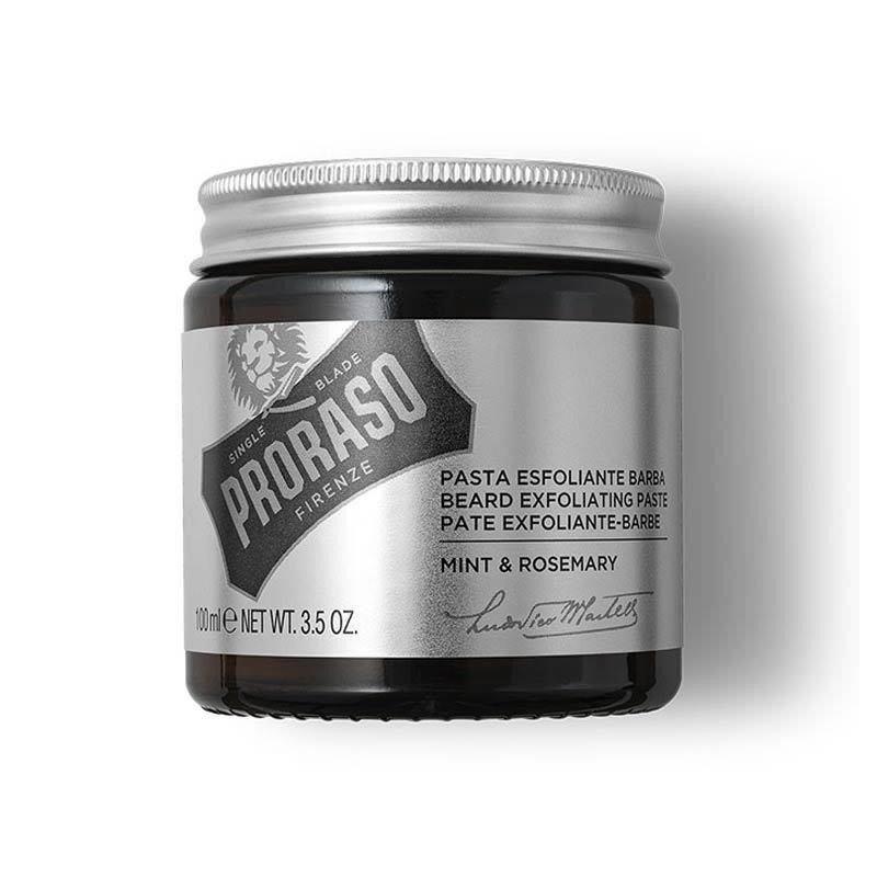 Proraso - Pasta Esfoliante per barba 100ml.